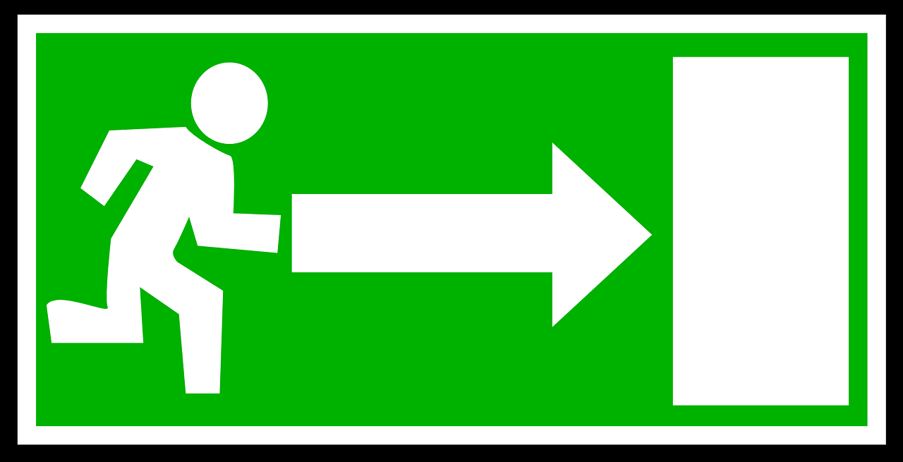 Ilustracja do: W jakich przypadkach obowiązkowo należy przeprowadzać próbną ewakuację?